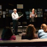 'Romancing the Atom' play reading workshop