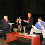 'Derrida in Love' play reading workshop
